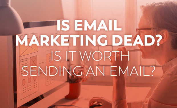 is email marketing dead