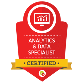 analytics data specialist