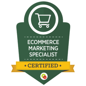 ecommerce marketing certified