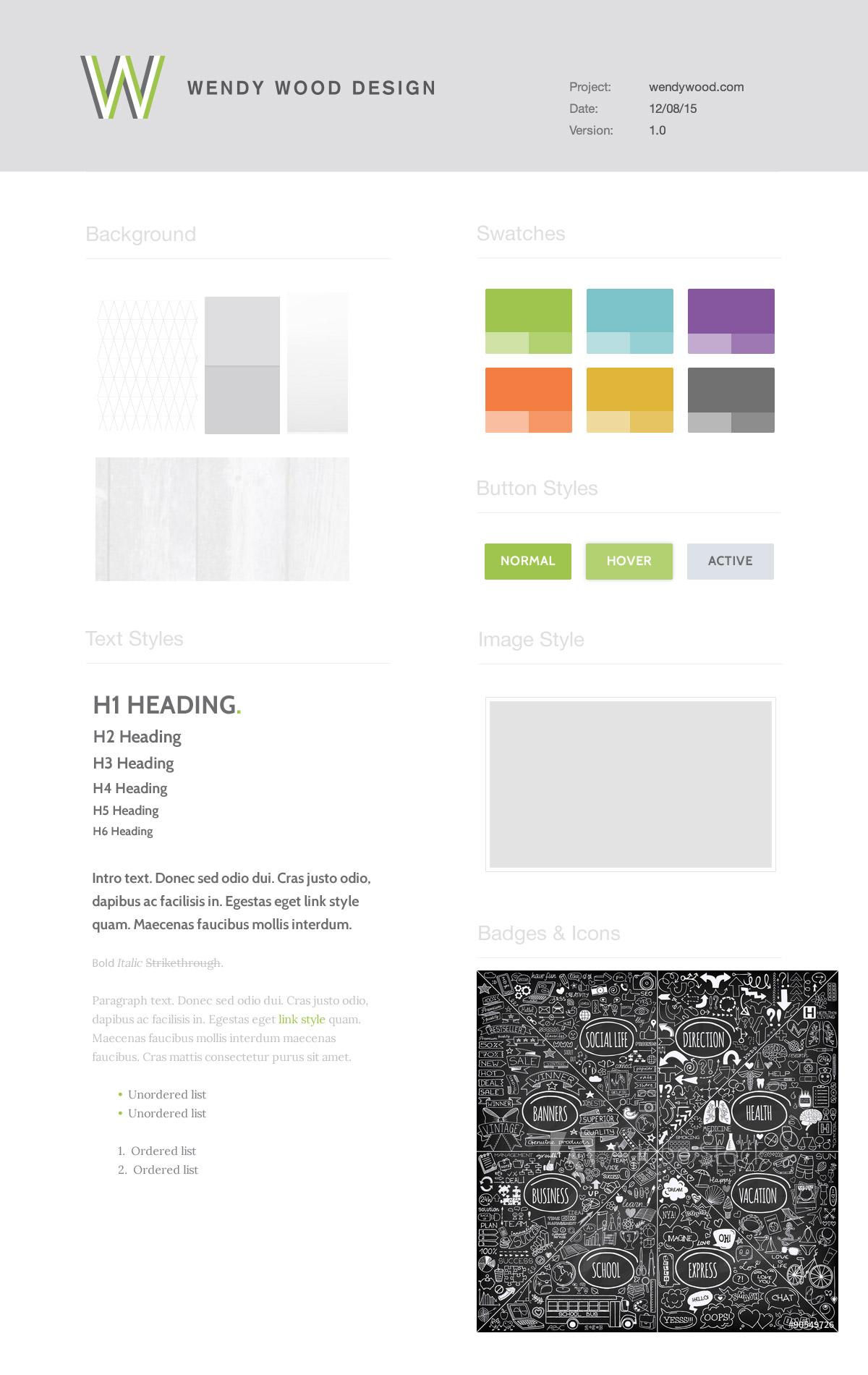designer-portfolio-web-style-guide