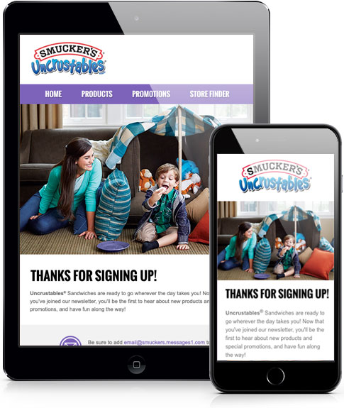 email-marketing-automation-uncrustables-grouped