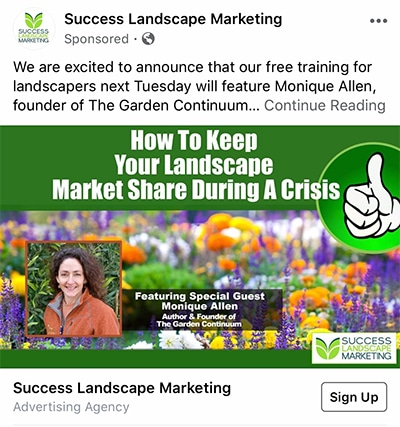 landscpae-marketing-facebook-ad