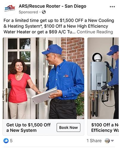 plumbing-facebook-ad